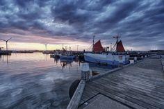 Hafen in Hvide Sande (Foto: Der Lipper)