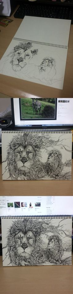 2012 SOKI 공모전 출품작03-Barbary Lion 바바리 사자