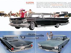 Buick - 1959 Electra - Covered in Issue 14