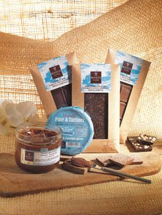 Nouveaux Packagings gamme sans sucre Bovetti Chill, Bread, Food, Chocolates, Lineup, Sugar, Meals, Breads, Bakeries