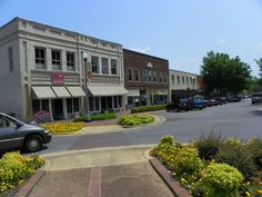 1. Scottsboro...charming town square...tree-graced neighborhoods...reasonable prices...beautiful lakes...REal Estate selling for 18% below nat'l average and personal safety ranked top 15% in the nation!.