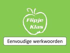 Flipje Klas - Eenvoudige werkwoorden - YouTube Primary Education, Kids Education, Primary School, School Info, Back To School, School Organisation, School Items, Home Schooling, Classroom Management