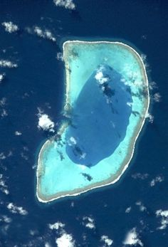 Beveridge Reef - Just for the distinction of anchoring in the middle of the ocean.