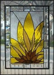 Image result for simple stained glass