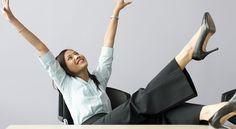 Libera estrés en la oficina