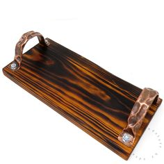 Pallet Wood Tray HONEY (01)
