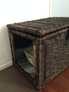 furniture to hide litter box. ikea hack u2013 litter box from byholma chest furniture to hide