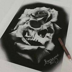 Custom pencil art by @benji_roketlauncha _____ @inksav @inksav _____