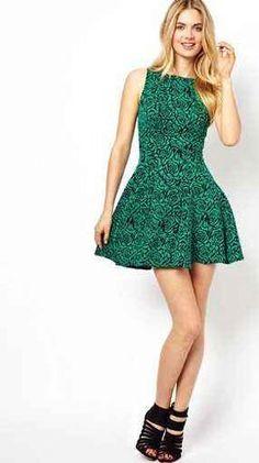 Kısa elbise modelleri - http://www.modelleri.mobi/kisa-elbise-modelleri/