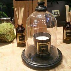 Made in paris, collection de bougies parfumées et de parfums d'ambiance