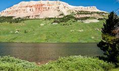 Beartooth Lake, Montana
