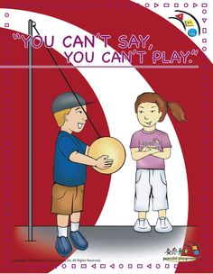 You Can't Say You Can't Play Poster