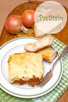 Make Pastitsio for a great family dinner. From @NevrEnoughThyme http://www.lanascooking.com/pastitsio/ #pasta #familydinner