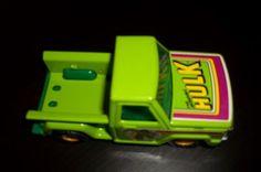 Vintage Buddy L THE Incredible Hulk Diecast Pickup   eBay