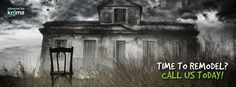 Reconstruct - Halloween FB Cover - by Taylor Carter, Designer