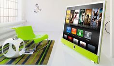 the new apple tv with loewe design