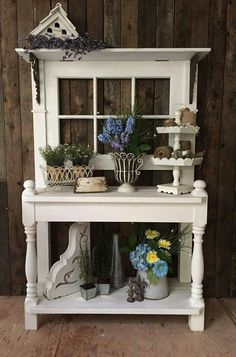 Potting bench add potting bench entire comfortable and functional garden bench ideas