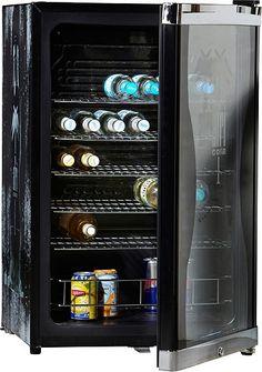 Husky Kühlschrank HighCube Afri-Cola, A+, 83,5 cm hoch