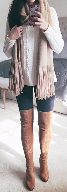 Amazing Winter White Skinny Jeans Outfits Ideas 34