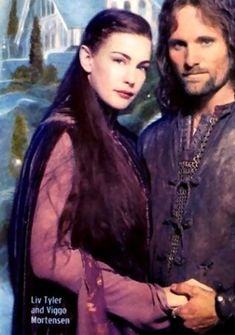 The scene that never was....I'm all for canon, but it would've been neat to see Arwen fight at Helm's Deep.