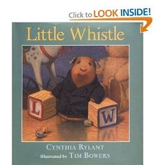 Little Whistle - cynthia rylant