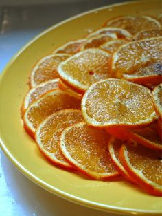 Salade d'oranges - Recette de cuisine Marmiton : une recette