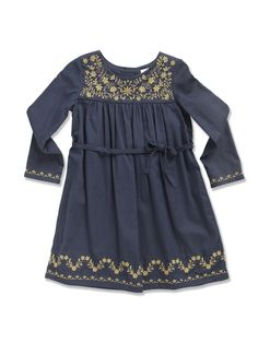 Baby Gardenia Dress by Marie Chantal