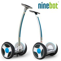 Our Ninebot Tours