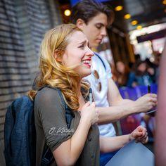 Christy Altomare Anastasia Broadway, Anastasia Musical, Christy Altomare, Musical Theatre, Good People, Mom And Dad, Musicals, Dads, It Cast