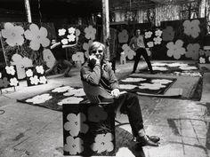 Ugo Mulas - Andy Warhol - NYC-1964