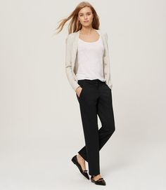 Primary Image of Knit Straight Leg Pants
