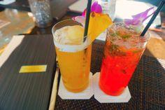 Ilikea Mai Tai and Tropical Wave at  Wai'olu Ocean View Lounge at Trump International Hotel Waikiki Beach Walk