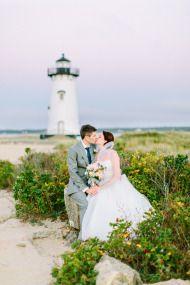 Classic Nautical Martha's Vineyard Wedding - Style Me Pretty