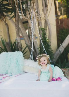 Cutest babe i ever did see! Lucca's first birthday party | 100 Layer Cakelet