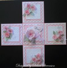 Selma's Stamping Corner and Floral Designs: Vellum Flowers