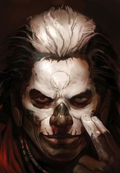 Doctor Voodoo by Marko Djurdjevic