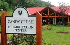 Candy Crush Rehab---know a few people who might need to check in here along with me.
