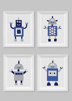 https://www.etsy.com/es/listing/201926263/robot-nursery-art-gray-navy-royal-blue?ref=related-6