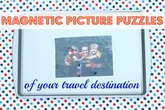 Magnetic Picture Puzzles