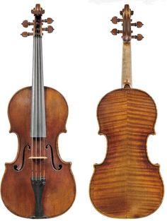 How to Identify a Stradivarius - Slide Show - NYTimes.com
