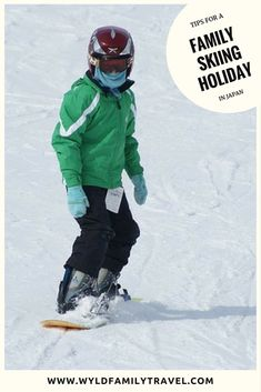 Have you thought of Japan as a family skiing destination? We have all the tips on travelling to Japan you will need for your Skiing vacation with kids. Get the tips be prepared for the Japanese culture.  #Japan #Skiing #Ski #Snow #Familyvacation #Japanese #Japanculture #Skiresort #snowboarding #winterinjapan  Skiing holiday in Japan   Japanese Culture   Japanese customs   Winter in Japan   Snowboarding in Japan   travelling to Japan