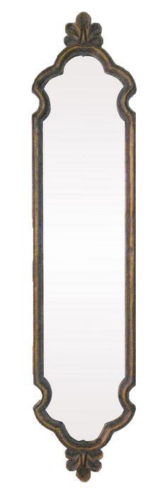 Espejo estilo años 50 realizado en forja de color oro viejo. Tamaño aprox.: 122x27 cm - See more at: http://www.princesslarashop.com/tienda.php?dir=100&pg=0#sthash.J4f8sQZK.dpuf