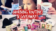 Winter Morning Routine & Holiday Giveaway 2014!