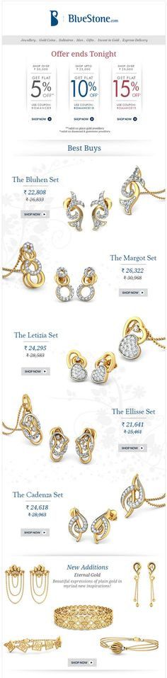 Discount on Exclusive Jewellery http://www.bluestone.com/