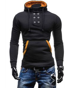 Men's Clothing 2018 New Fashion Hoodies Brand Men Three-dimensional Bag Sweatshirt Male Mens Sportswear Hoody Hip Hop Autumn Winter Hoodie 4xl Careful Calculation And Strict Budgeting