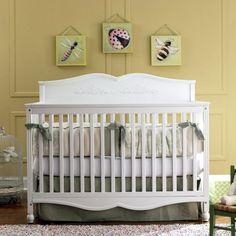 DaVinci Jayden 4-in-1 Convertible Crib black | Graco Victoria Non Drop Side 5 In 1 Convertible Crib, White