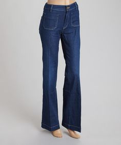 Love this Halley F9 Milan Column-Leg Jeans by MIH Jeans on #zulily! #zulilyfinds