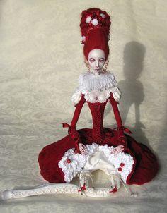 wow lovely doll artist.