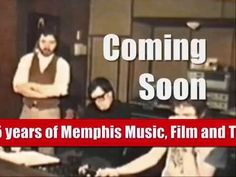 Loving this new preview video for the upcoming Tom Foster Retrospective Art Show - which spans 45 years of Memphis music, film, and TV.
