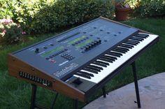 MATRIXSYNTH: Vintage Oberheim Matrix-12 Analog Synthesizer SN M...